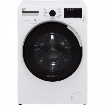 Save £50 at AO on Beko WR1040P44E1W 10Kg Washing Machine with 1400 rpm - White - A+++ Rated