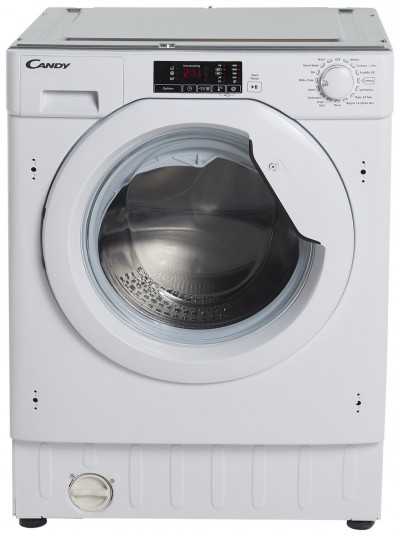 Save £50 at Argos on Candy CBWM 816S 8KG 1600 Spin Integrated Washing Machine