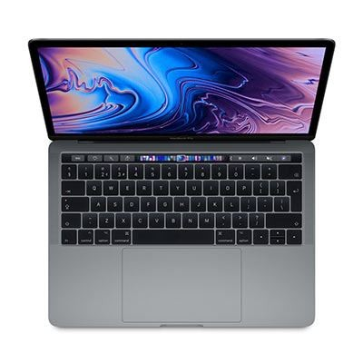 Save £209 at WEX Photo Video on Apple MacBook Pro 13-inch with Touch Bar - 2.4Ghz quad-Core (8thGEN) i5 8GB, 256GB - Space Grey