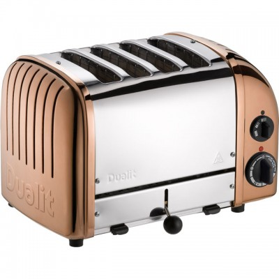Save £21 at AO on Dualit Classic 47450 4 Slice Toaster - Copper