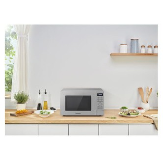 Save £30 at Sonic Direct on Panasonic NN S29KSMBPQ Compact Microwave Oven in St Steel 20 Litre 800