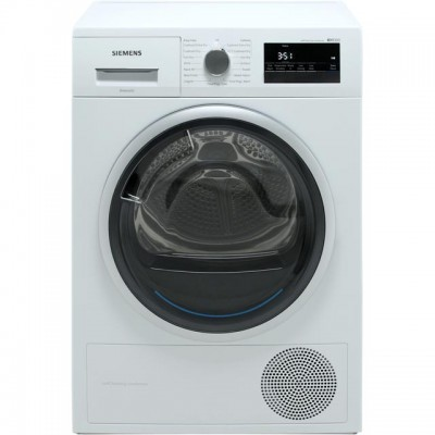 Save £71 at AO on Siemens IQ-300 WT45M232GB 8Kg Heat Pump Tumble Dryer - White - A++ Rated