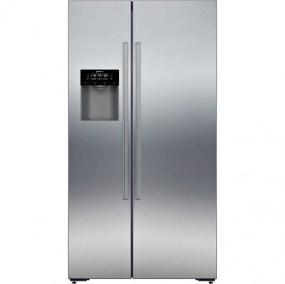 Save £233 at AO on NEFF N70 KA3923I20G American Fridge Freezer - Stainless Steel - A+ Rated