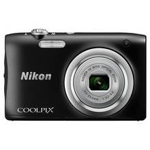 Save £30 at Argos on Nikon Coolpix A100 20MP 5x Zoom Compact Camera - Black