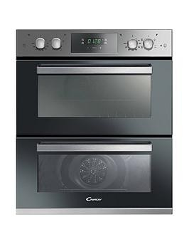Save £40 at Very on Candy Fc7D415X Built Under 72Cm Fan Double Oven - Oven Only