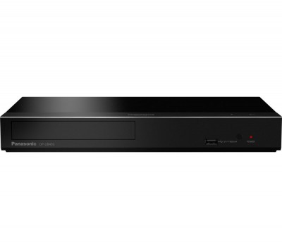 Save £70 at Currys on PANASONIC DP-UB450EB 4K Ultra HD Blu-ray & DVD Player