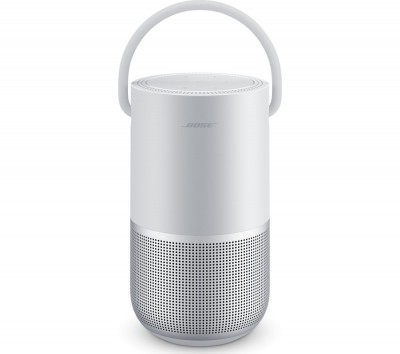 Save £50 at Currys on BOSE Portable Home Speaker White, Silver