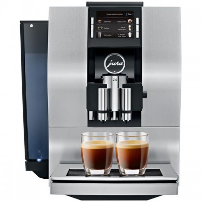 Save £296 at AO on Jura Z6 15237 Bean to Cup Coffee Machine - Aluminium