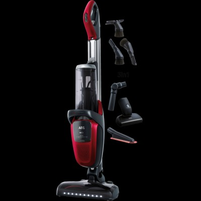 Save £130 at AO on AEG FX9 Ultimate Animal Pet FX9-1-ANIM Cordless Vacuum Cleaner with Pet Hair Removal and up to 60 Minutes Run Time