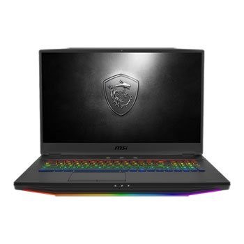 Save £600 at Scan on MSI GT76 Titan 17