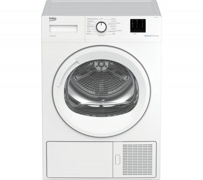 Save £100 at Currys on Pro DTBP10011W 10 kg Heat Pump Tumble Dryer - White, White