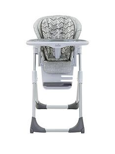 Save £20 at Very on Joie Mimzy 2-in-1 Highchair - Abstract Arrows