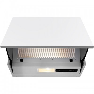 Save £25 at AO on Beko HNE51210S 60 cm Integrated Cooker Hood - Silver - E Rated