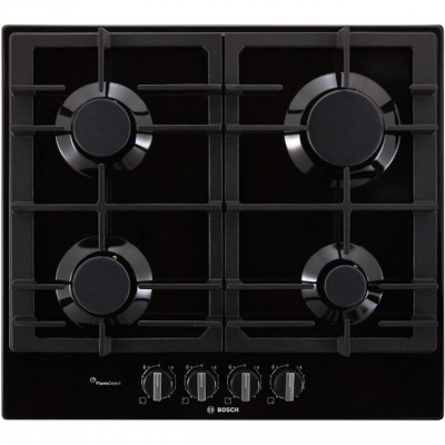 Save £63 at AO on Bosch Serie 6 PCP6A6B90 58cm Gas Hob - Black