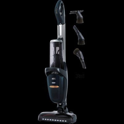 Save £60 at AO on AEG FX9 Ultimate FX9-1-4ST Cordless Vacuum Cleaner with up to 60 Minutes Run Time