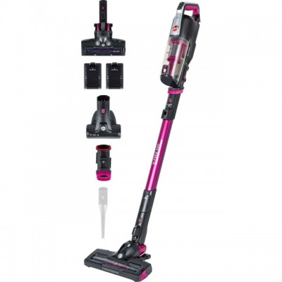 Save £40 at AO on Hoover H-FREE 500 PETS ENERGY HF522PTE Cordless Vacuum Cleaner with Pet Hair Removal and up to 40 Minutes Run Time