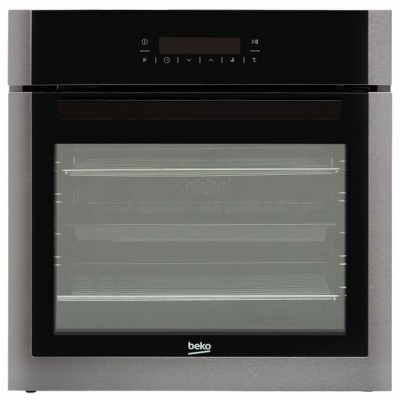 Save £60 at AO on Beko BXIM29400Z Built In Electric Single Oven - Black Steel - A+ Rated