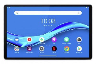 Save £30 at Argos on Lenovo M10 Plus 10.3in 64GB FHD Tablet - Iron Grey