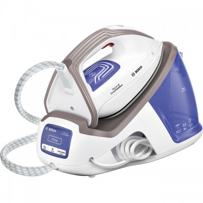 Save £41 at AO on Bosch Series 4 Easy Comfort TDS4040GB Pressurised Steam Generator Iron - Blue / White