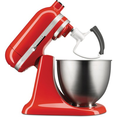 Save £50 at PRCDirect on KitchenAid 5KSM3311XBHT 3.3L Mini Stand Mixer, Hot Sauce