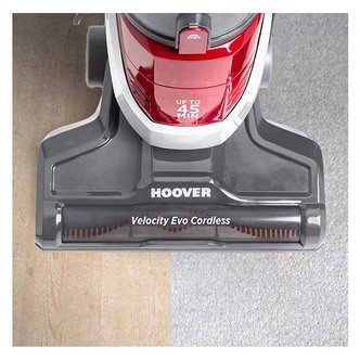 Save £21 at Sonic Direct on Hoover VE18LIG Velocity Evo Cordless Bagless Upright Vacuum Cleaner