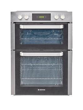 Save £40 at Very on Hoover H-Oven 300 Ho9D337In 60Cm Built-In Electric Double Oven - Oven With Installation
