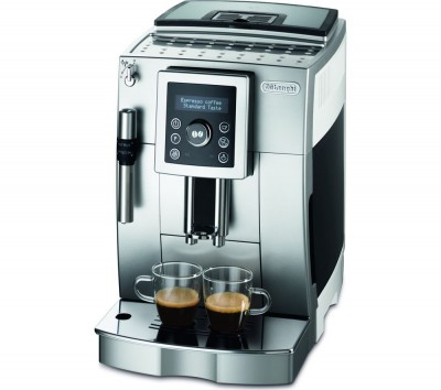 Save £200 at Currys on DELONGHI ECAM23.420 Bean to Cup Coffee Machine - Silver & Black, Silver