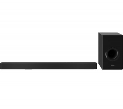Save £30 at Currys on PANASONIC HTB498 2.1 Wireless Sound Bar, Silver