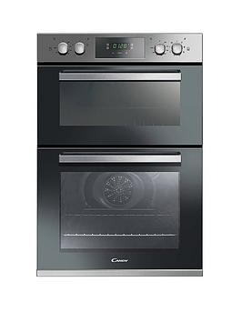 Save £60 at Very on Candy Fc9D815X 90Cm Built In Multifunction Double Oven, - Oven With Installation