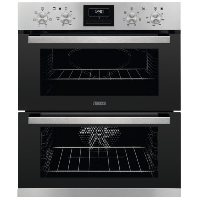 Save £50 at Appliance City on Zanussi ZOF35661XK Built Under Multifunction Double Oven - STAINLESS STEEL