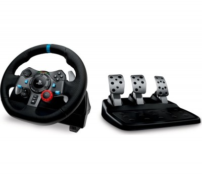 Save £35 at Currys on LOGITECH Driving Force G29 PlayStation & PC Racing Wheel & Pedals