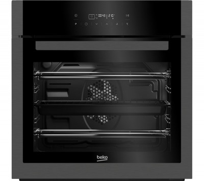 Save £60 at Currys on BEKO BXIM29400Z Electric Oven - Dark Steel
