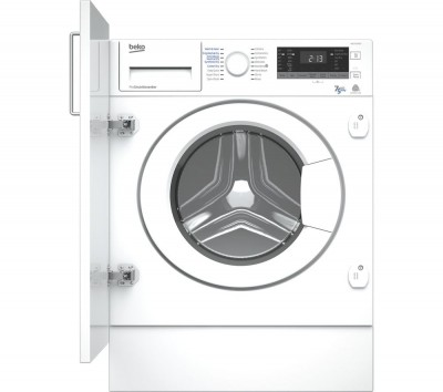 Save £70 at Currys on BEKO WDIX7523000 Integrated 7 kg Washer Dryer