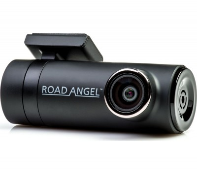 Save £20 at Currys on ROAD ANGEL Halo Drive Quad HD Dash Cam - Black, Black
