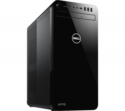 Save £150 at Currys on DELL XPS 8930 Intelu0026regCore™ i7 Desktop PC - 1 TB HDD & 512 GB SSD, Black, Black