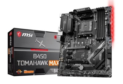 Save £16 at Ebuyer on MSI B450 TOMAHAWK MAX AMD AM4 Motherboard