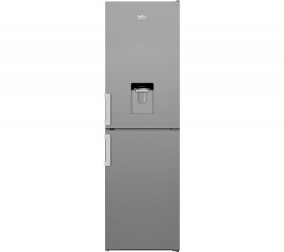 Save £101 at Currys on BEKO CXFP3582DS 50/50 Fridge Freezer - Silver, Silver