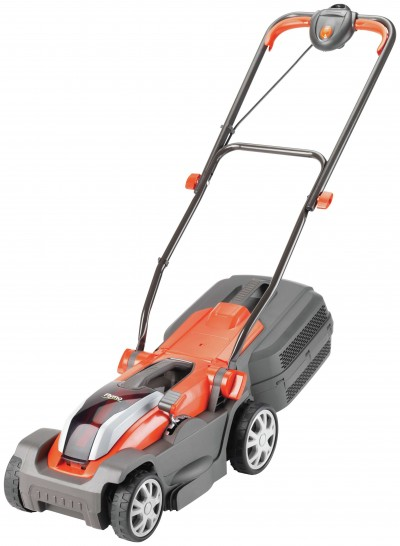 Save £50 at Argos on Flymo Mighti-Mo 30cm Cordless Lawnmower - 40V