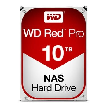 Save £44 at Scan on WD Red Pro 10TB NAS 3.5