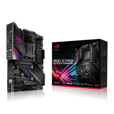 Save £41 at Ebuyer on Asus ROG STRIX X570 GAMING E AM4 Motherboard