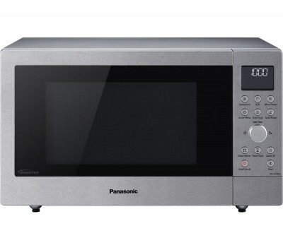 Save £30 at Currys on PANASONIC NN-CD58JSBPQ Combination Microwave - Silver, Stainless Steel
