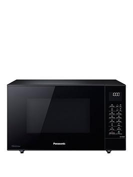 Save £25 at Very on Panasonic 27-Litre Slimline Microwave, Oven  Grill With Inverter Technology Nn-Ct56Jbbpq
