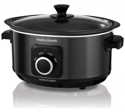 Save £6 at Argos on Morphy Richards Evoke 3.5L Sear and Stew Slow Cooker - Black