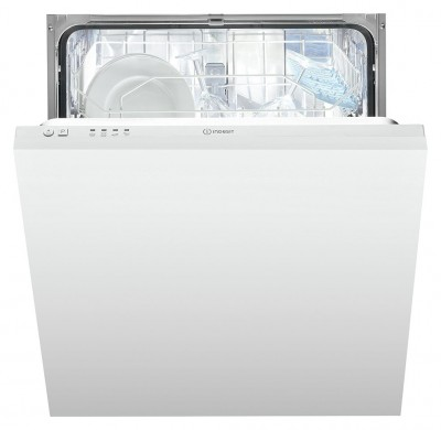 Save £30 at Argos on Indesit DIF04BUK Full Size Integrated Dishwasher - White