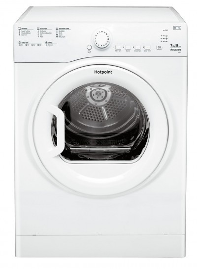 Save £60 at Argos on Hotpoint TVFS73BGP.9 7KG Vented Tumble Dryer - White