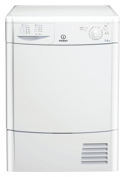 Save £100 at Argos on Indesit IDC75 7KG Condenser Tumble Dryer - White