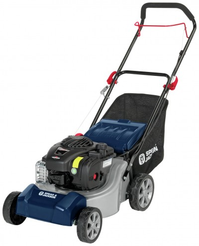 Save £45 at Argos on Spear & Jackson 41cm Hand Push Petrol Lawnmower - 125cc