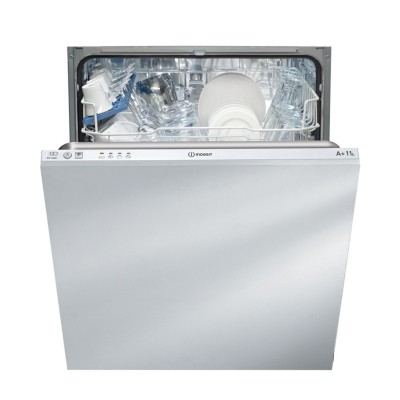 Save £70 at PRCDirect on INDESIT DIF04B1 A+ 60cm Integrated Dishwasher, White