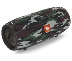 Save £70 at Currys on JBL XTREME Portable Bluetooth Wireless Speaker - Camouflage