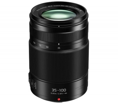 Save £100 at Currys on PANASONIC LUMIX G X VARIO 35-100 mm f/2.8 II Telephoto Zoom Lens, Sand